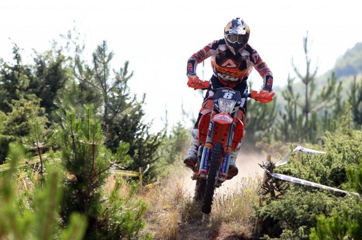 Antoine Meo (F) πάνω στο KTM 250 EXC-F